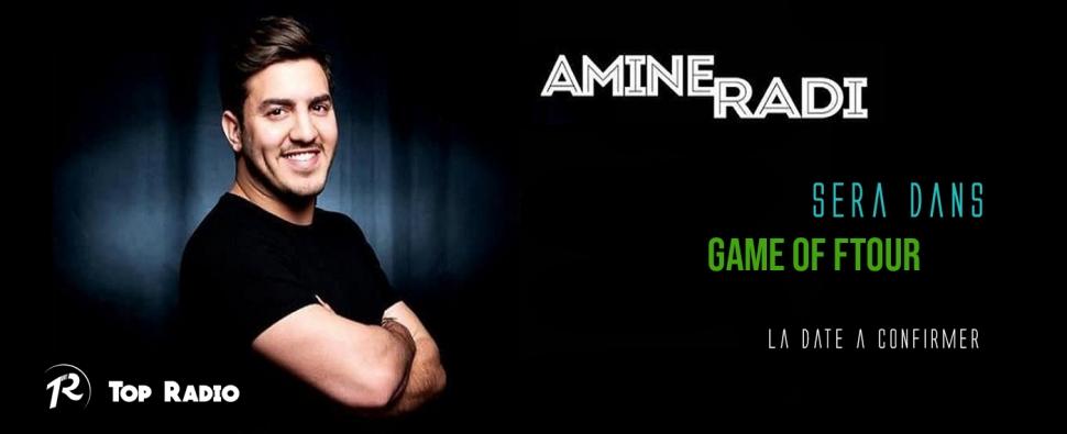 Amin Radi invité de Game of ftour