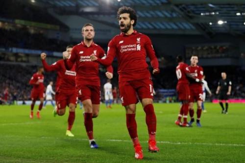 Liverpool retrouve le chemin de la victoire à Brighton grâce à Mohamed Salah…