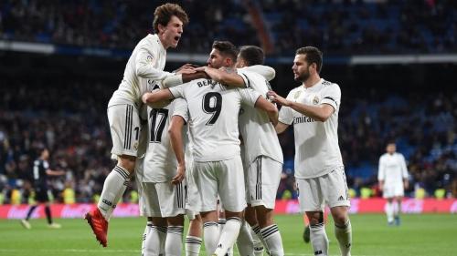 Copa del Rey - Le Real Madrid écrase Leganés en 8e de finale aller et se rassure (3-0)