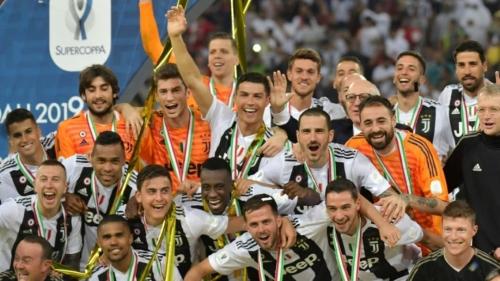 Supercoupe d'Italie: la Juventus s'offre l'AC Milan et entre dans l'histoire...