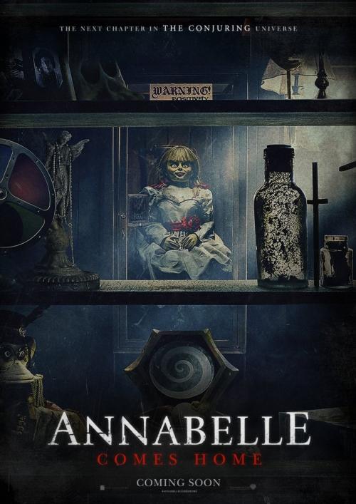 Annabelle 3 - La maison du Mal