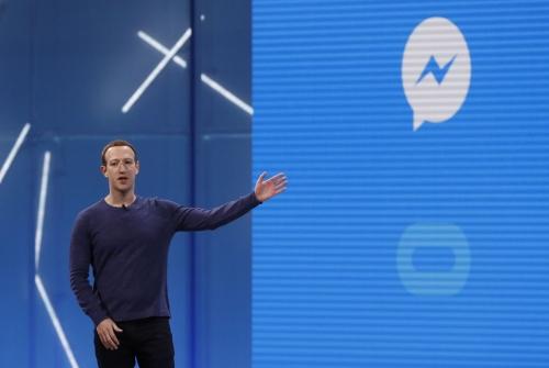 Messenger pourrait réintégrer l'application Facebook