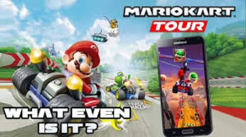 «Mario Kart tour» déboule sur smartphone cet été