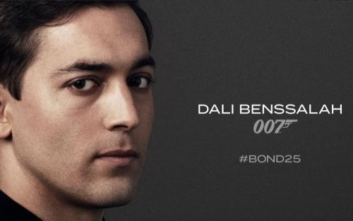 Dali Benssalah, un comédien Algérien à l'affiche du prochainJames Bond