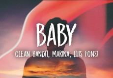 BABY -CLEAN BANDIT/MARINA/LUIS FONS