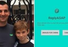 Un père crée une application qui oblige les ados à répondre aux SMS